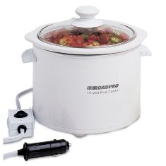 RoadPro Slow Cooker for Truckers