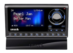 SiriusXm Satellite Radio for Truckers